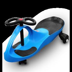 RIRICAR Azurro, Auto Serpeggiante, per bambini con ruote in PU silenziose
